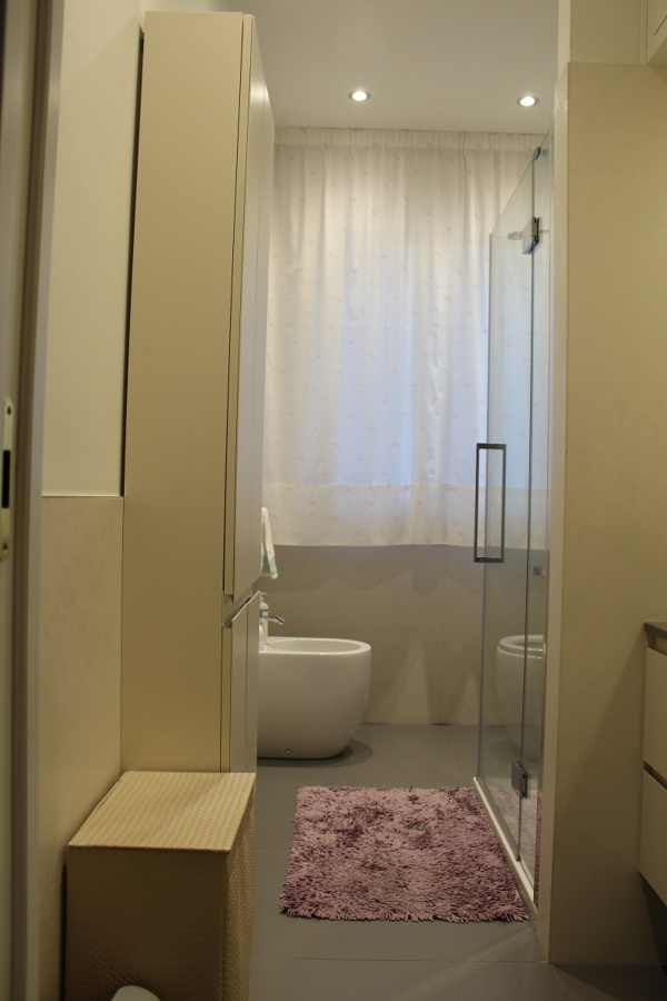 Appartamento Caselle di Selvazzano - Bagno Dopo