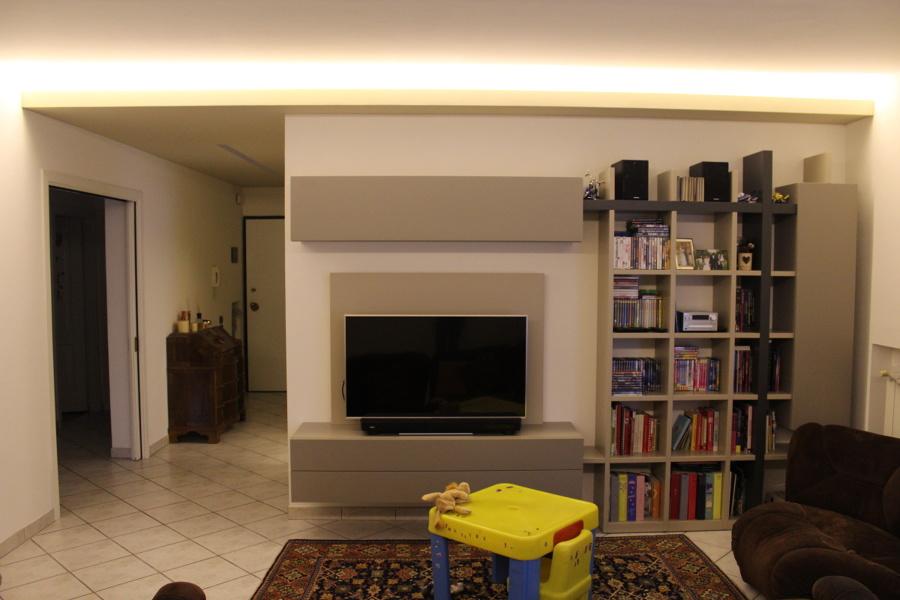 Appartamento Caselle di Selvazzano - Soggiorno Dopo