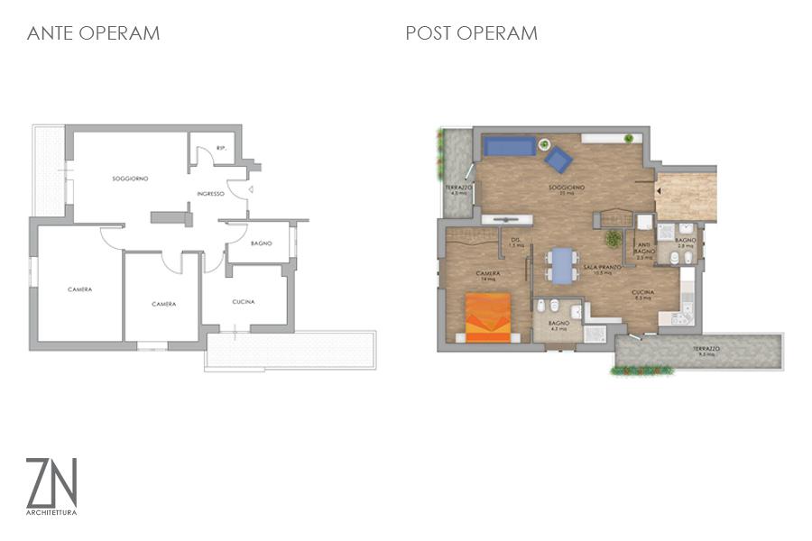 Appartamento Montagnola