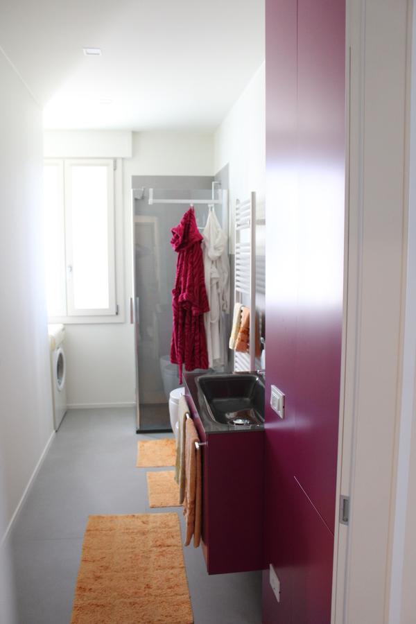 Appartamento Padova Guizza - Bagno Dopo