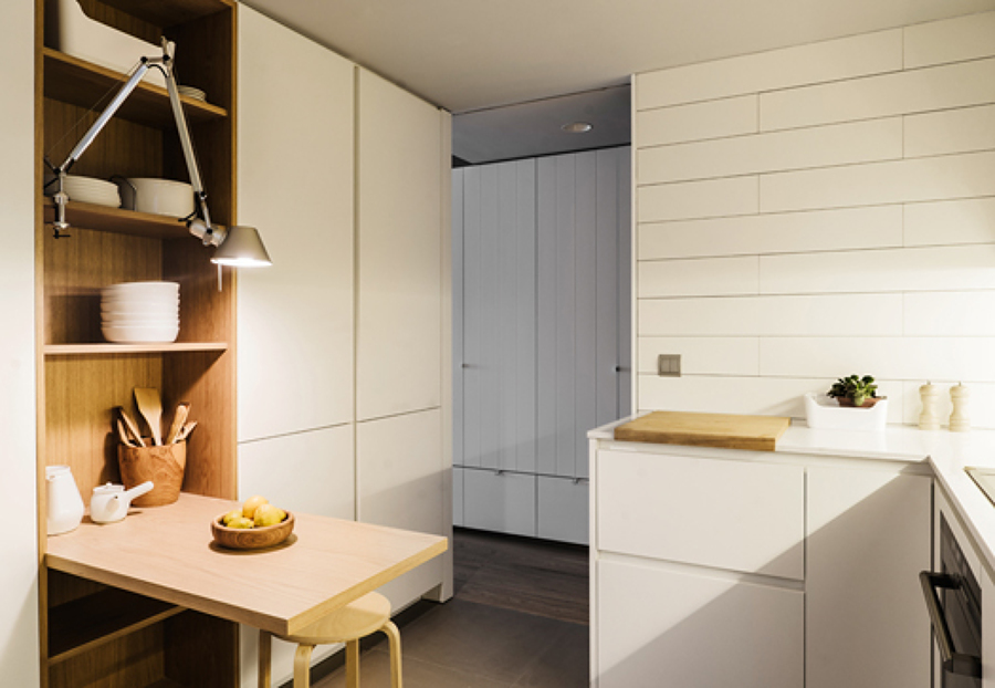 appartamento peau