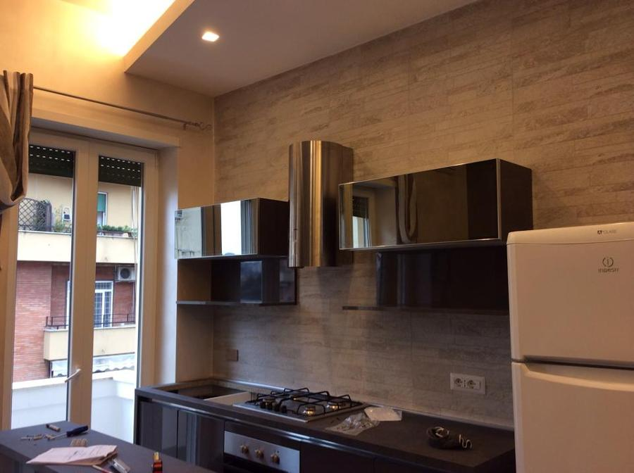 progetto di ristrutturazione appartamento in roma zona