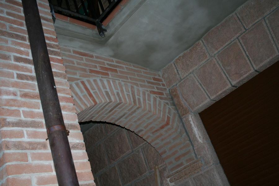Foto: archi in mattoni antichizzati di edil 3t di traina alfonso ...