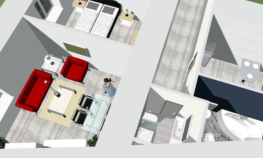 Progetto per architettura d 39 interni idee architetti for Idee architettura interni
