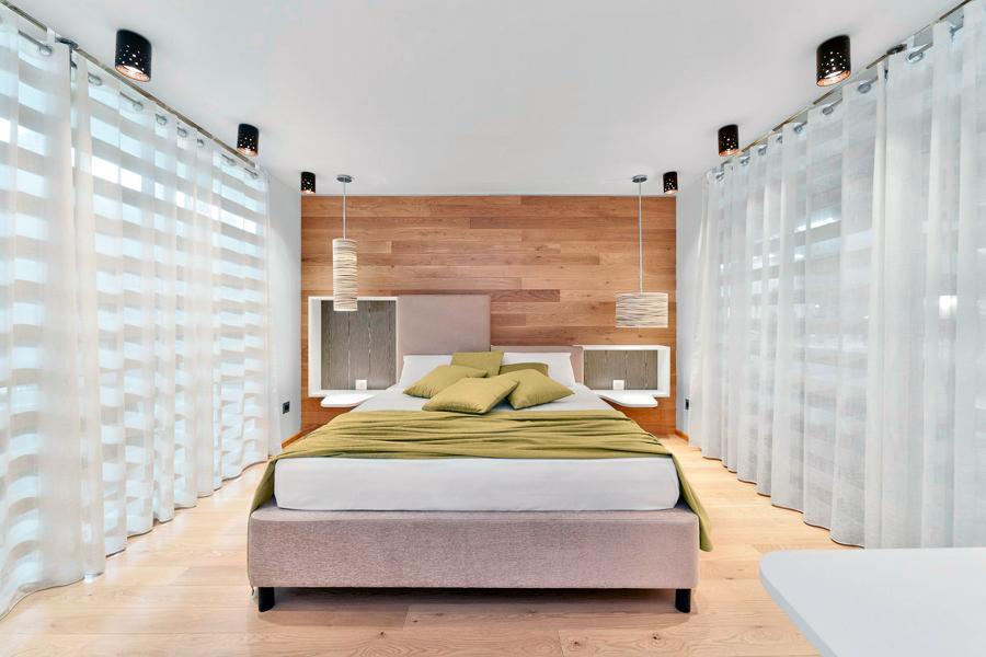 Area letto.