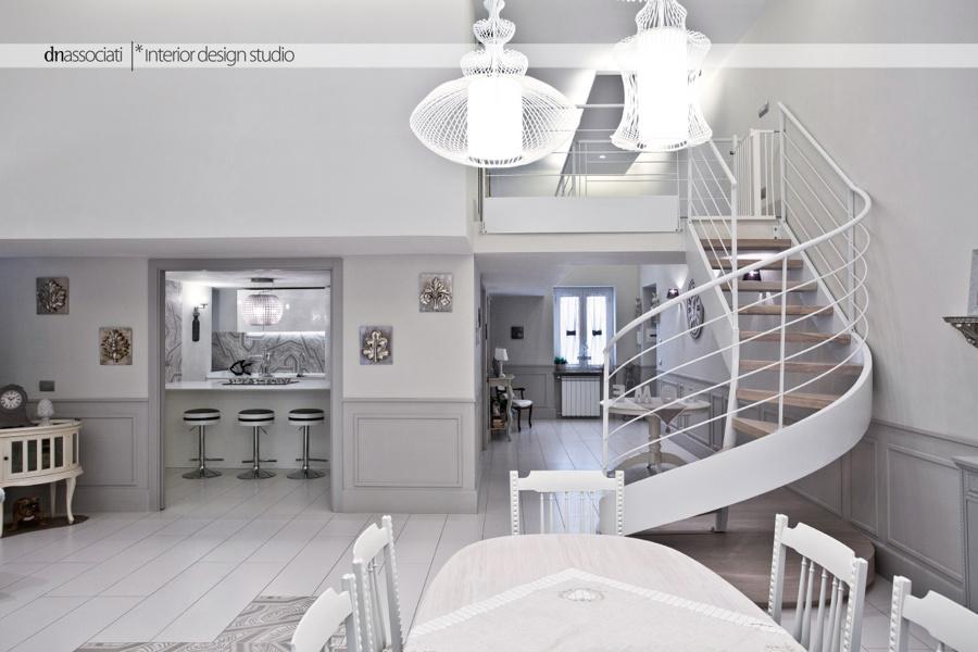 Progetto interior designer casa g c a napoli na idee for Piani di house designer casa