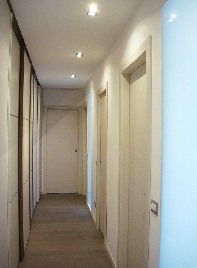 Armadiature nel corridoio
