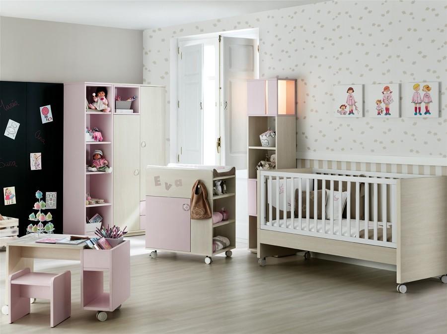 Camera dei bambini uno spazio per sviluppare la - Idee camera neonato ...