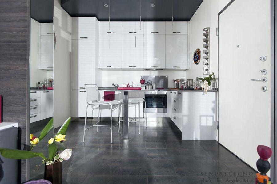 Modern living su misura arredamento completo su misura for Arredamento completo moderno