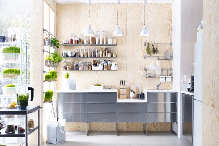 Foto: arredamento cucina stretta e lunga di marilisa dones #400697 ...
