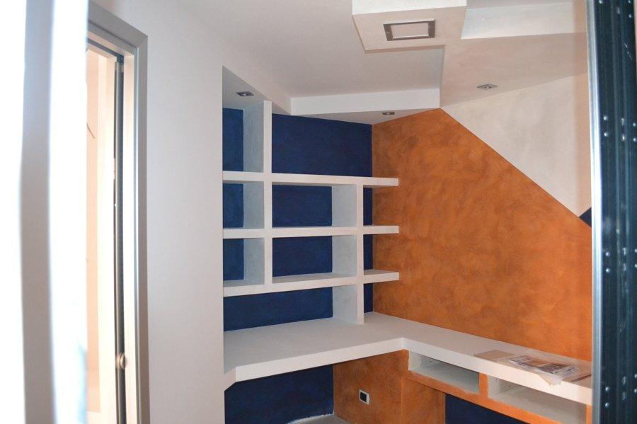 Progetto Arredamento In Cartongesso  Idee Ristrutturazione Casa