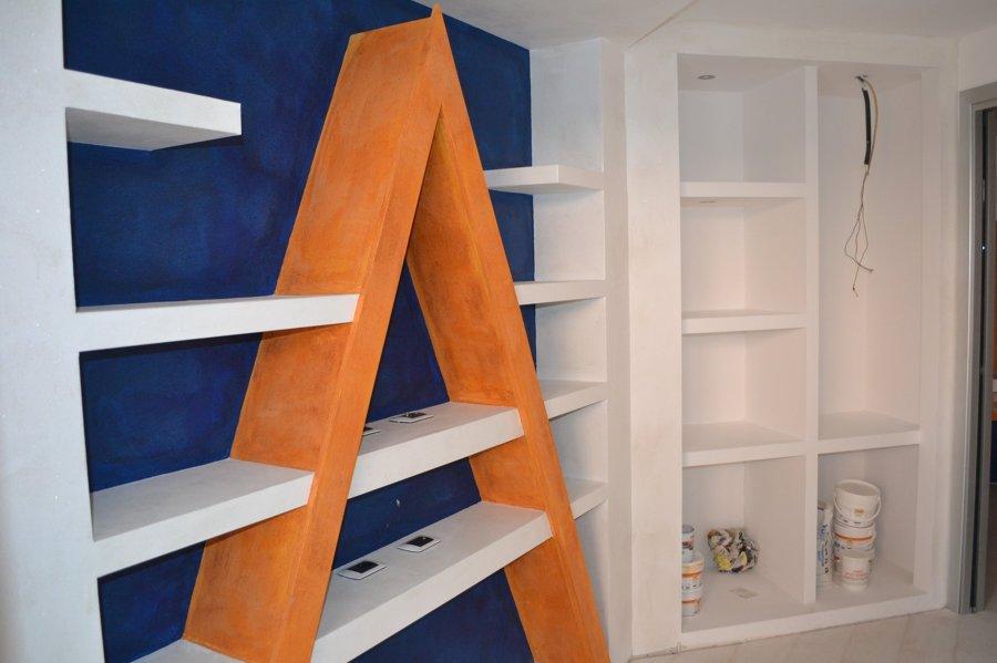Famoso Progetto Arredamento In Cartongesso | Idee Ristrutturazione Casa WT16