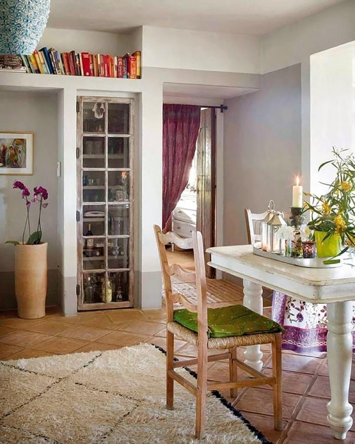 Foto: Arredamento Soggiorno Casa Rurale De Valeria Del Treste #325897 ...