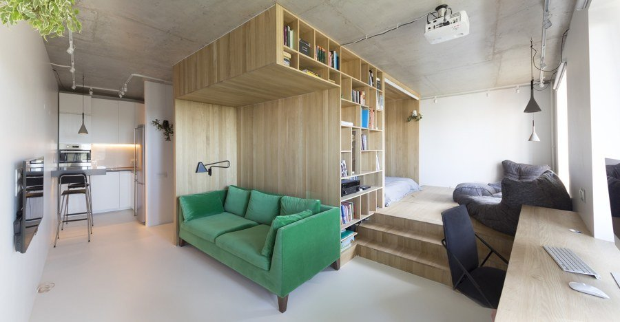 Arredamento per piccoli spazi tl36 regardsdefemmes for Piccoli spazi