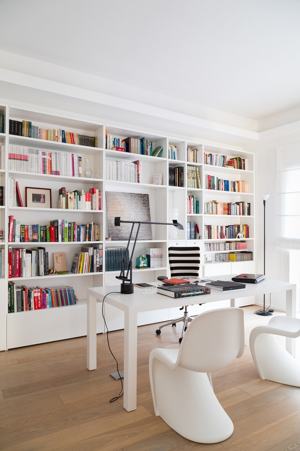 Arredare uno studio in casa elegant arredamento studio for Arredare uno studio in casa