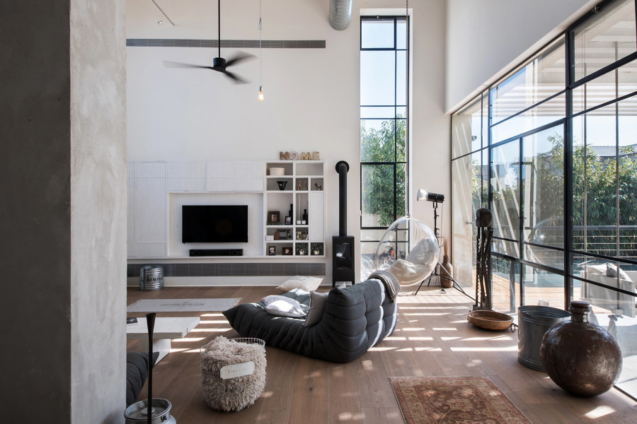 Tutti i segreti per arredare un loft idee interior designer for Arredare un loft