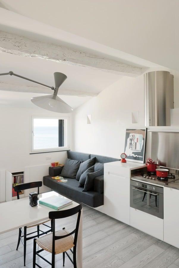 foto arredare un piccolo appartamento di rossella