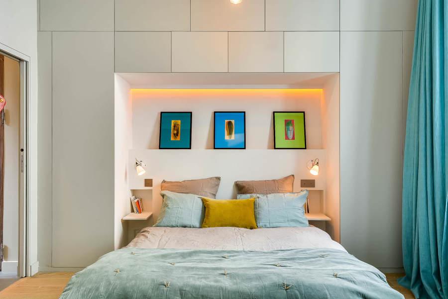 Costruire nicchie salvaspazio in casa idee muratori for Arredare una camera da letto piccola