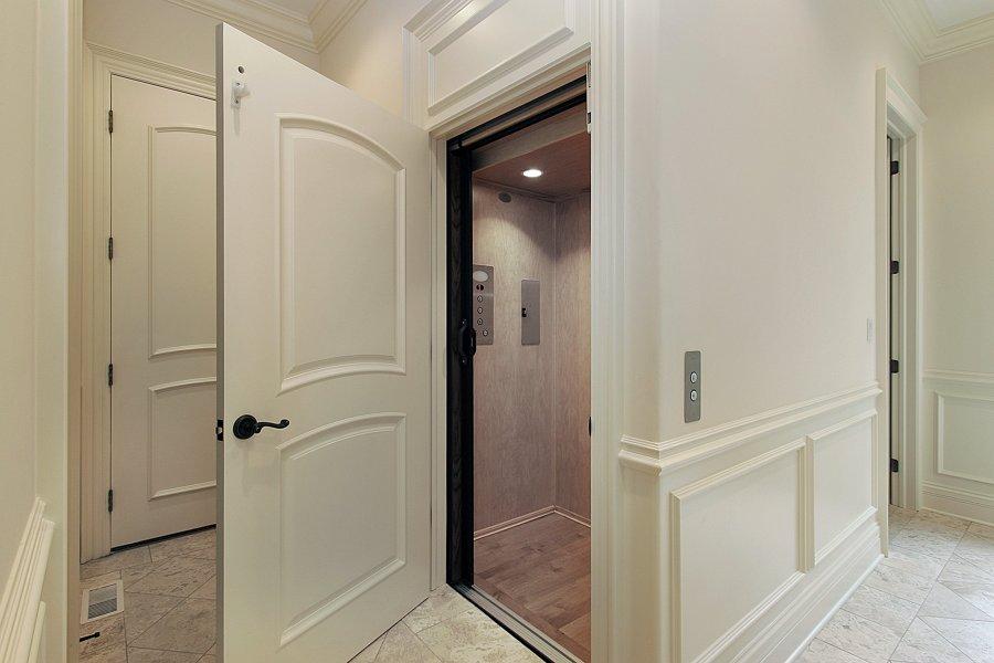 ascensore in casa