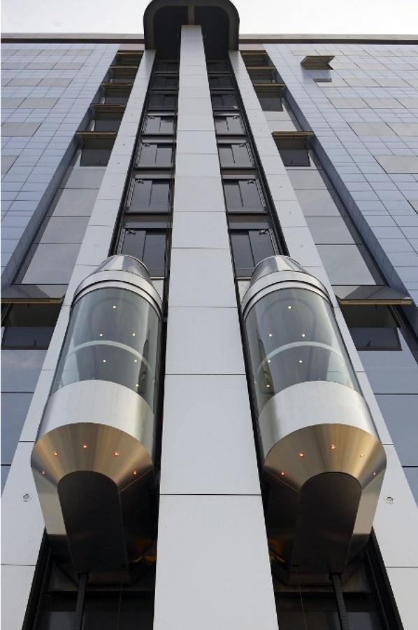 Progetto installazione ascensore idee ascensori - Ascensori da esterno prezzi ...