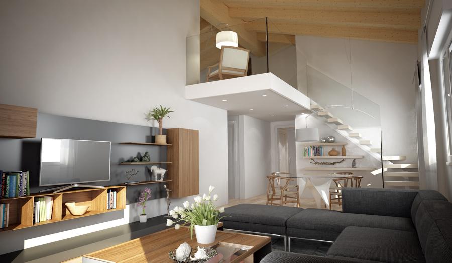 Ristrutturazione attico idee ristrutturazione casa for Idee per ristrutturare casa