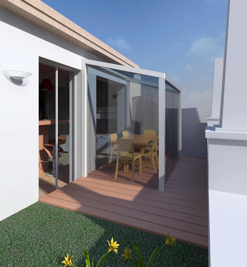 Progetto ristrutturazione attico idee ristrutturazione casa - Ristrutturazione terrazzo consigli ...