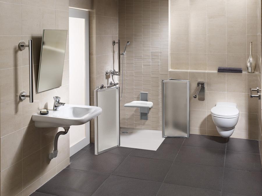 Foto attrezzare un bagno per disabili di rossella for Servizi da bagno moderni
