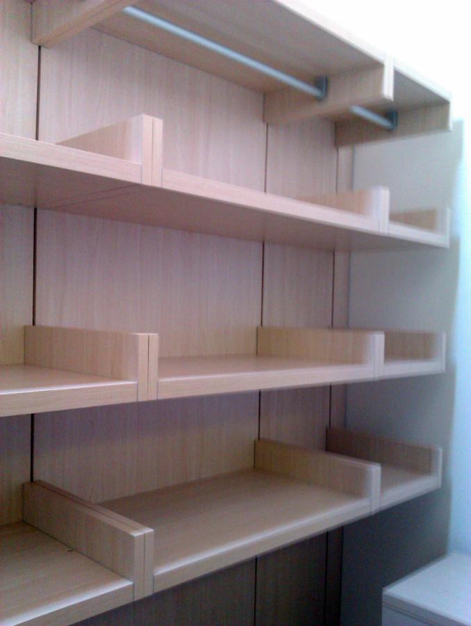 Progetto realizzazione cabina armadio idee mobili - Cabina armadio progetto ...