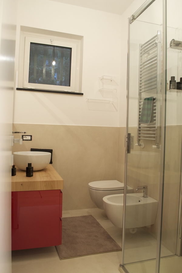 Ristrutturazione appartamento in bogliasco idee architetti for Idee ristrutturazione appartamento