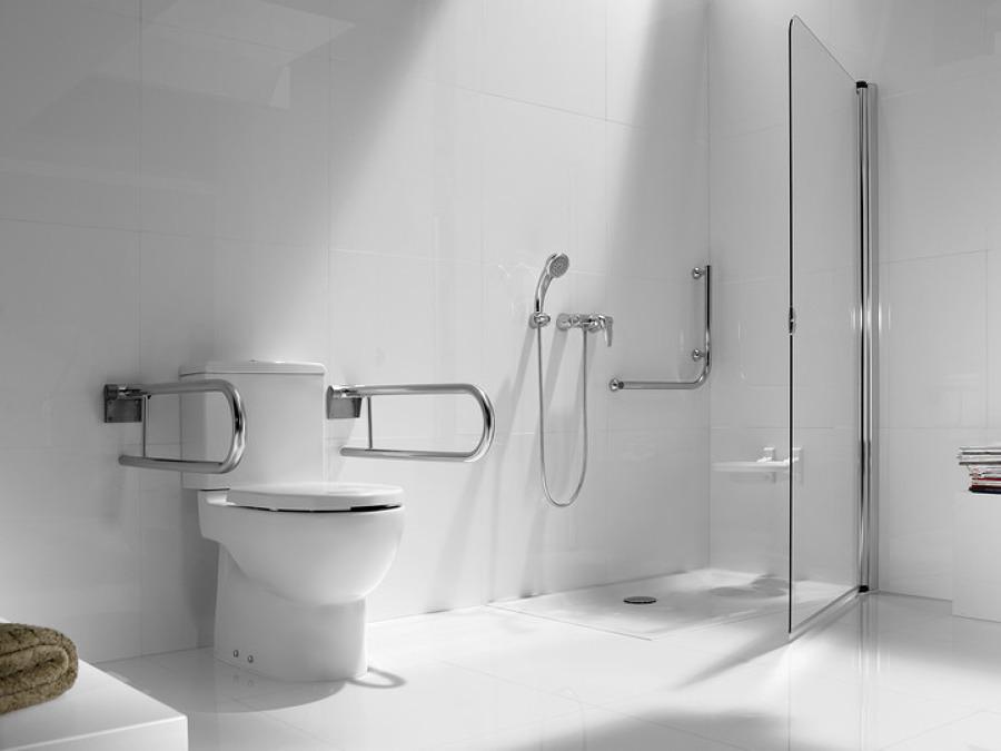 Foto: Bagno Accessibile di Francesco Esposito #355657 - Habitissimo