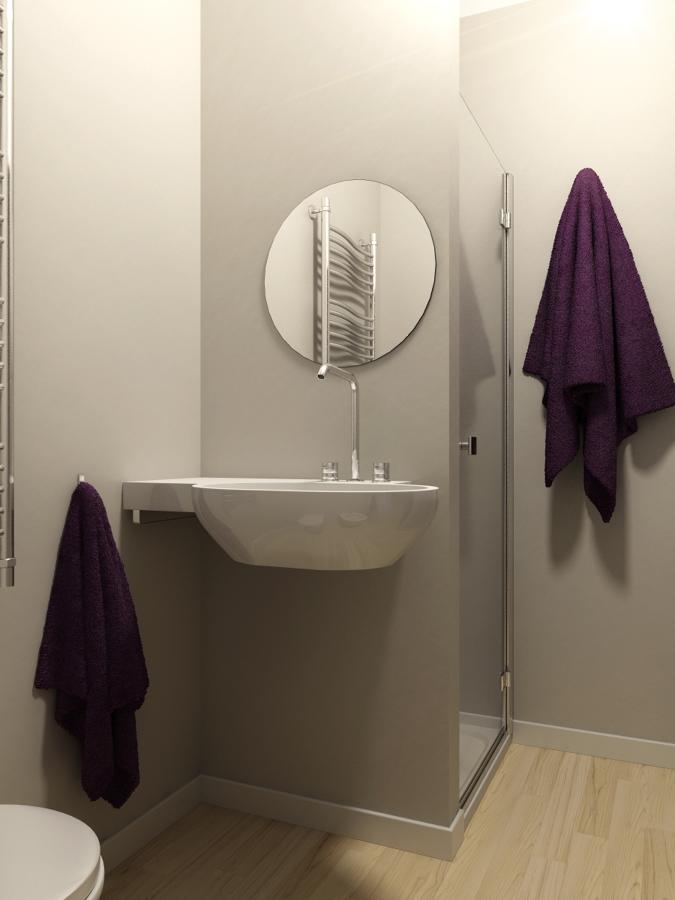 bagno ad uso esclusivo camera padronale