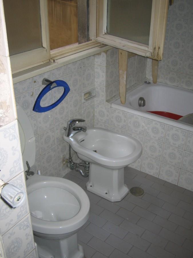 bagno ante operam
