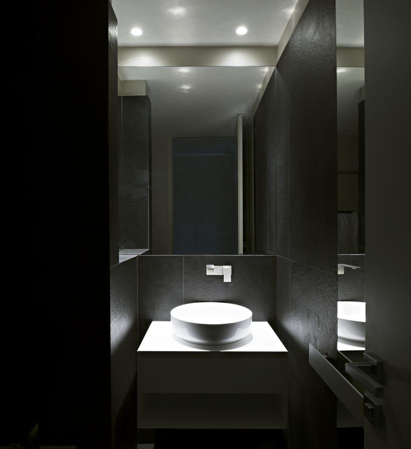 bagno appartamento al piano primo