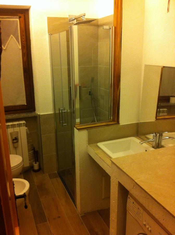 Progetto ristrutturazione bagno su misura ad aosta ao idee ristrutturazione casa - Progetto ristrutturazione bagno ...