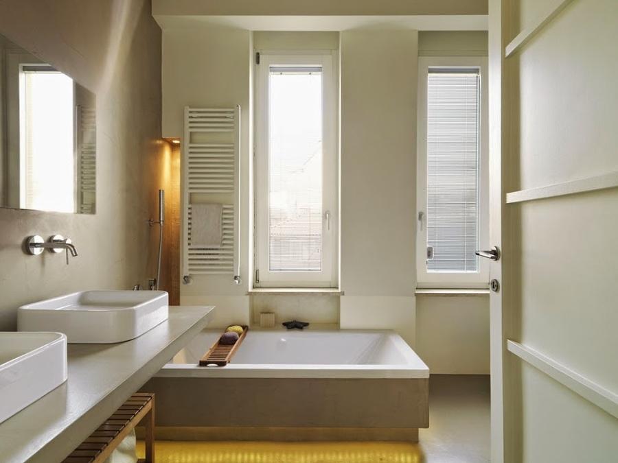 7 cose che vorrai sapere sui rivestimenti in resina idee - Pavimenti in resina bagno ...