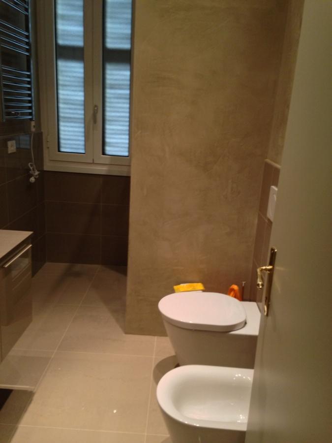 Ristruttursazioni varie idee ristrutturazione casa - Stucco veneziano in bagno ...