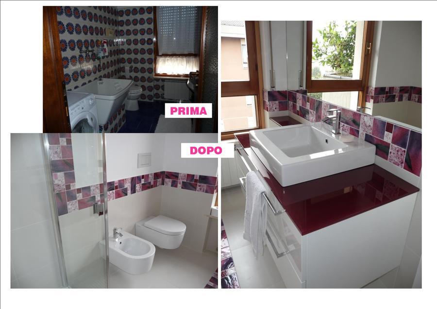 Foto bagno di servizio di arch fiorella balzarotti - Bagno di servizio ...