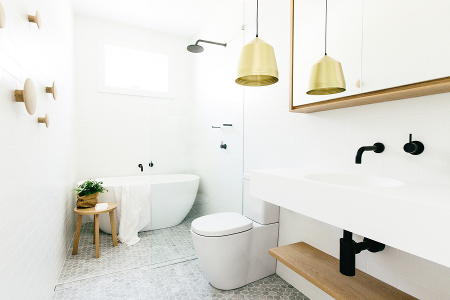 Rilassati in una casa ispirata al feng shui idee interior designer - Bagno feng shui ...