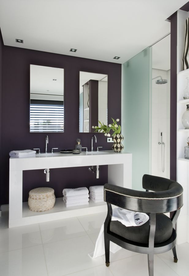Bagno glamour