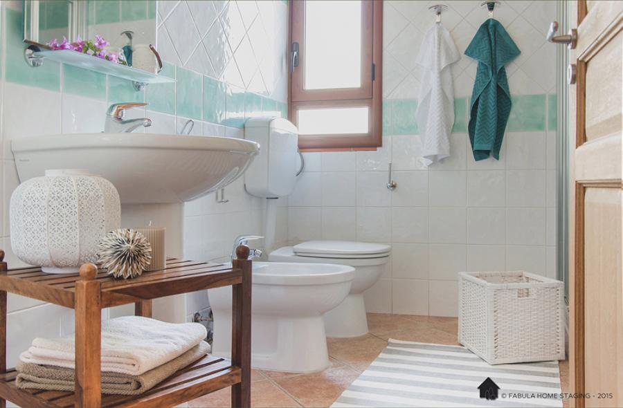 foto: bagno - home staging sardegna di fabula home staging #346408 ... - Arredo Bagno Sardegna