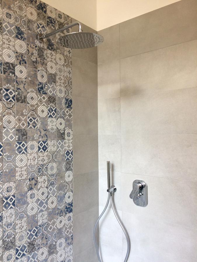 Bagno in camera  - doccia