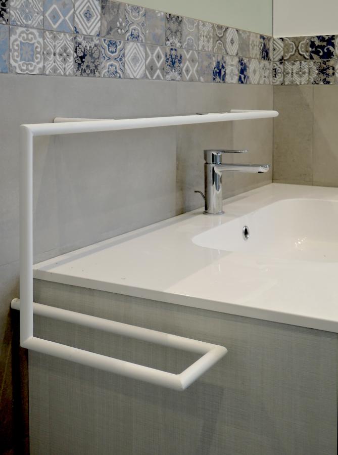 Bagno in camera - lavabo