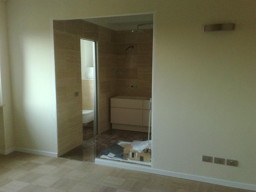 Progetto ristrutturazione appartamento a milano mi - Cam nascosta bagno ...