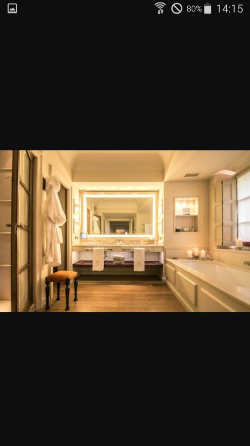 Foto bagno in marmo bianco crema di edil vetere 473019 - Bagno marmo bianco ...