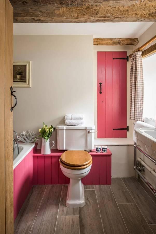 Foto bagno in stile country di rossella cristofaro - Bagno stile country ...