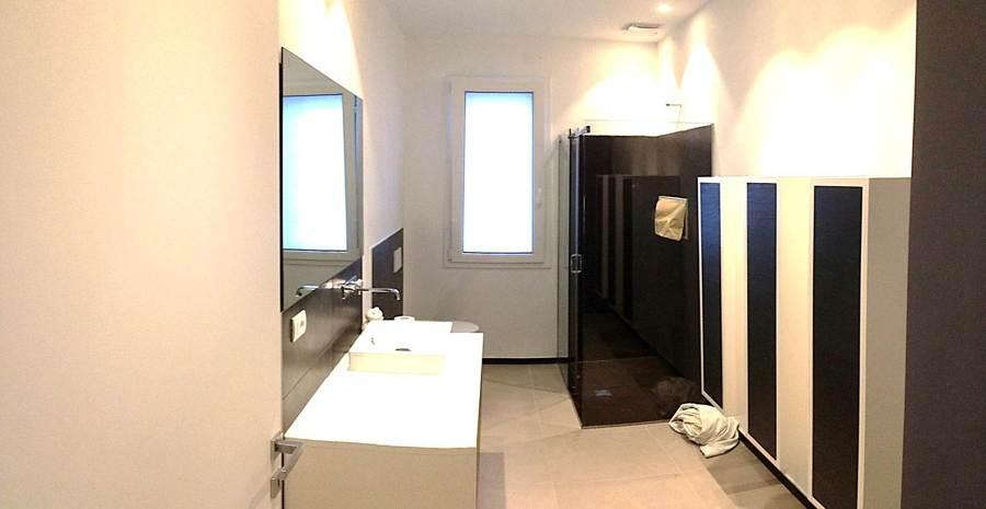 Progetto rifacimento bagno stile moderno progetti - Progetti bagno moderno ...