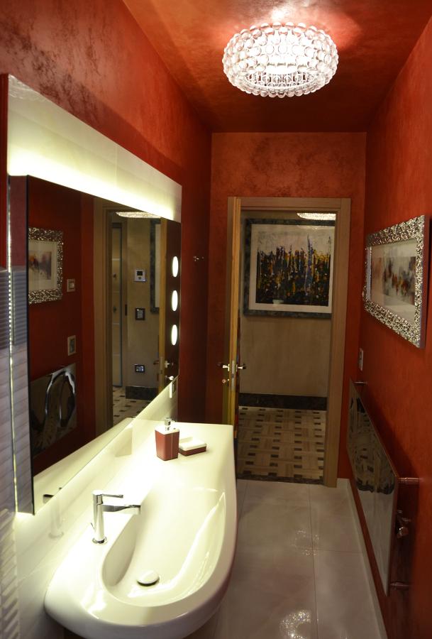 Foto Bagno Ospiti Di Studio Immagine Design Italy