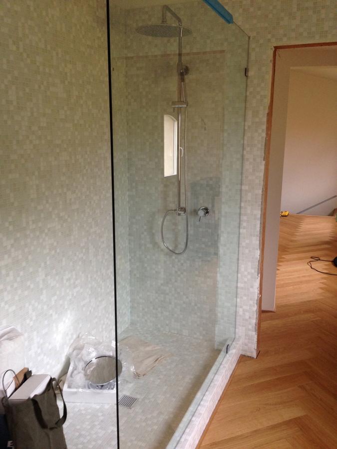 Foto bagno ospiti in costruzione di ma maison 344734 habitissimo - Costruzione bagno ...