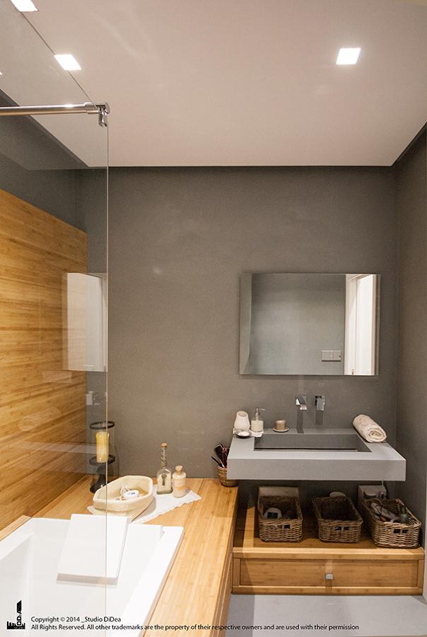 Foto bagno padronale de studio didea architetti associati - Bagno padronale ...