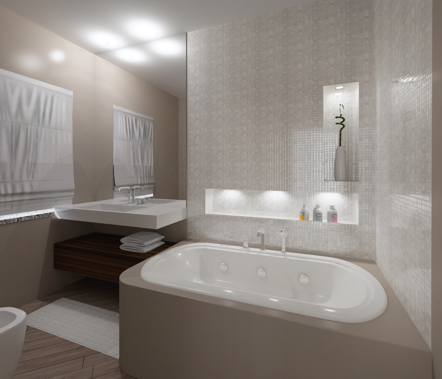 Foto bagno padronale di arch francesco peyronel 362922 - Bagno padronale ...